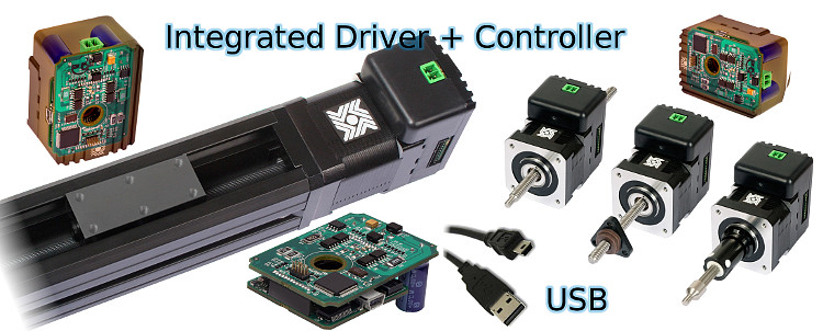 integrated driver controller